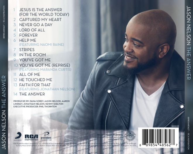 The Answer Tracklist