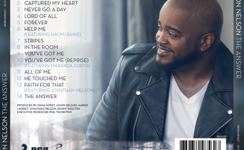 'THE ANSWER' ALBUMTRACKLIST