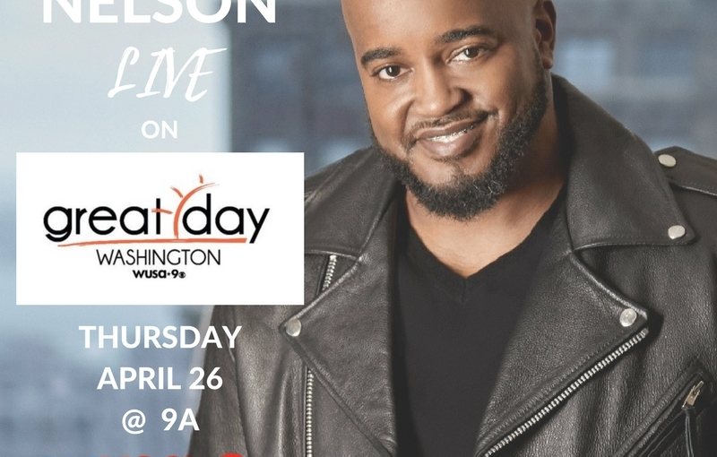 [TUNE IN TODAY] JASON NELSON WILL BE PERFORMING ON GREAT DAYWASHINGTON